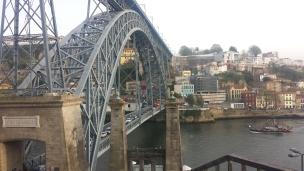 Dom Luis I Bridge, Douro River